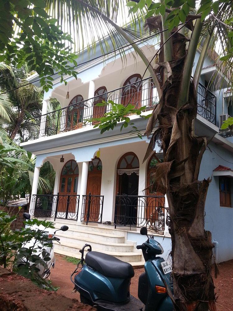 Pande Residency in Patnem