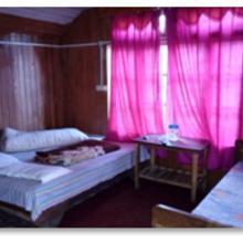 Pandim Cottage in Lava