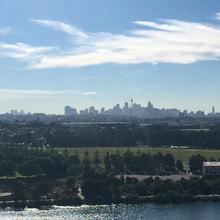 Panoramic Views In Luxurious Brand New Apartment in Sydney