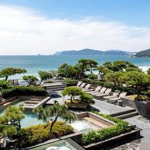 Paradise Hotel Busan in Pusan