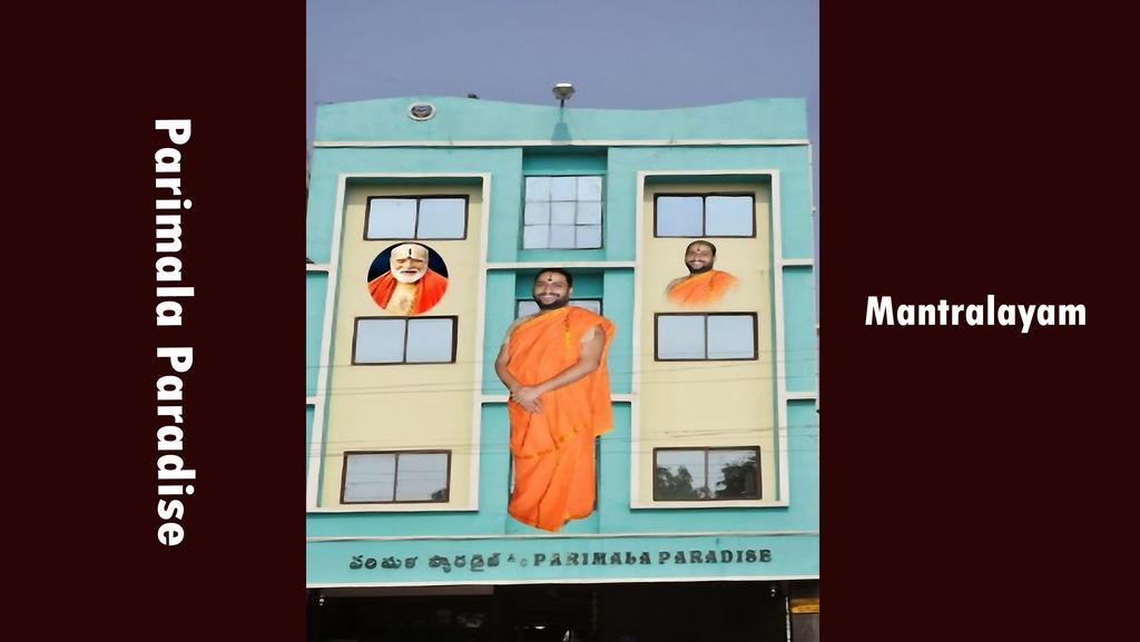 Hotel Parimala Paradise in Mantralayam