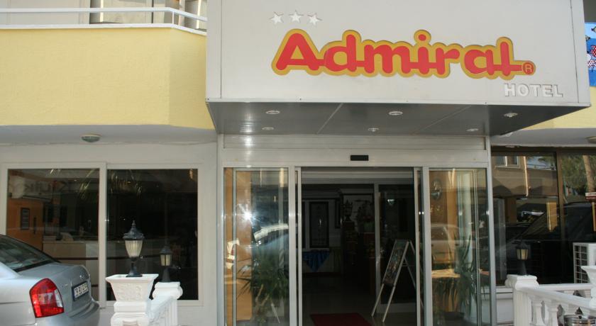 Park Admiral Hotel in Artikli