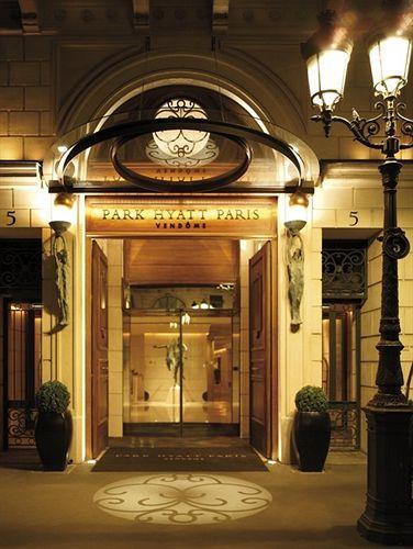 Park Hyatt Paris - Vendome in Paris