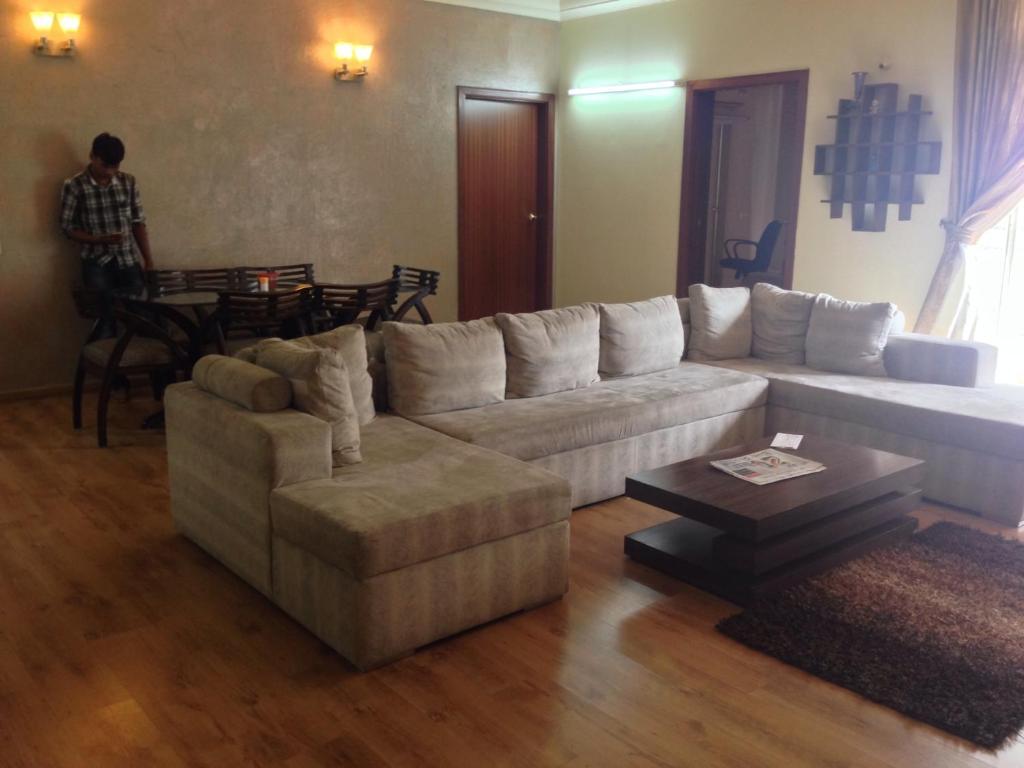 Park Inn Hospitality Apartment in Hoskote