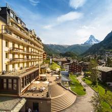 Parkhotel Beau Site in Zermatt