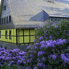 Parkhotel-Schwarzenberg in Lauter
