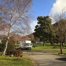Parklands Marina Holiday Park in Picton