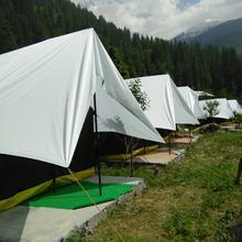 Parvati Valley Adventure's Kheerganga Base Camps in Kasol
