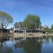 Pavillon Bleu in Combleux