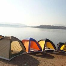 Pawana Lakeside Camping in Pune