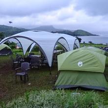 Pawna Lake Camping in Pune