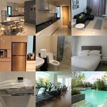 Pearl Suria Residence Kl in Kuala Lumpur