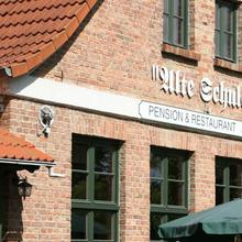 Pension & Restaurant in Gingst