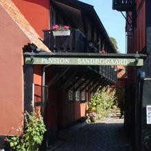 Pension Sandbogaard in Badsted