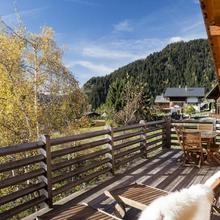Penthouse Terrier in Basse-nendaz