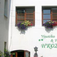Penzion a Vinoteka Hrozen in Kojetin
