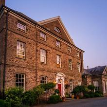 Peterstone Court Country House Restaurant & Spa in Bronllys