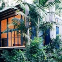 Pethers Rainforest Retreat Gold Coast in Boyland