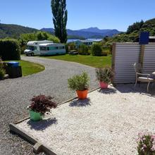 Picton's Waikawa Bay Holiday Park And Park Motels in Picton
