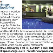 Pine Cottages in Durban