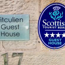Pitcullen Guest House in Perth