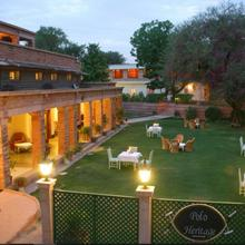 Polo Heritage Hotel in Hanwant