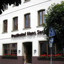 Posthotel Hans Sacks in Guckheim