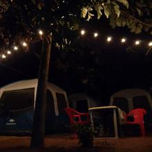 Pradeep's Campsite in Hampi
