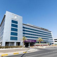 Premier Inn Abu Dhabi International Airport in Abu Dhabi