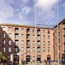 Premier Inn Liverpool Albert Dock in Frankby