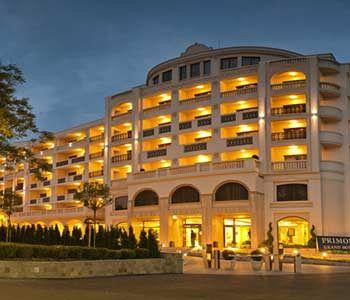Primoretz Grand Hotel & SPA in Burgas