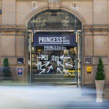 Princess St. Hotel in Manchester