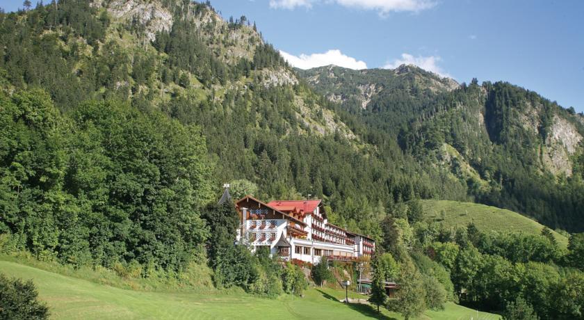 Prinz-Luitpold-Bad in Oberjoch