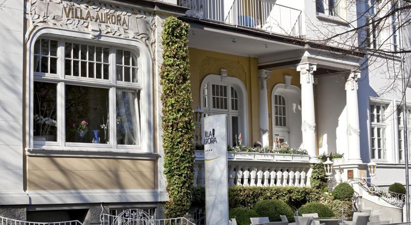 Privat-Hotel Villa Aurora in Rolandswerth