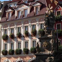 Promenáda Romantic Hotel in Karlovy Vary