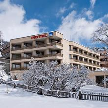 Quadratscha Alpenhotel in Samaden