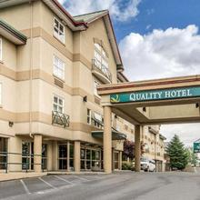 Quality Hotel & Conference Centre Abbotsford in Abbotsford