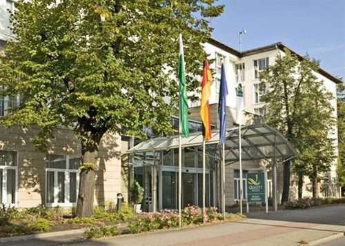 Quality Hotel Plaza Dresden in Coswig
