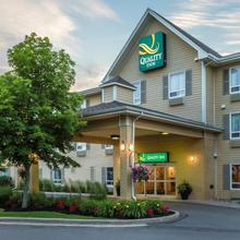 Quality Inn Airport Dieppe in Moncton