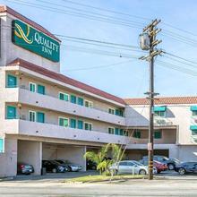 Quality Inn Burbank Airport in San Fernando