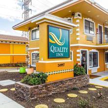 Quality Inn Hayward in Hayward