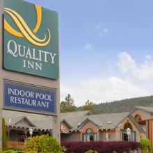 Quality Inn Merritt in Merritt