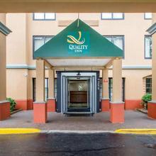 Quality Inn Near Princeton in Philadelphia