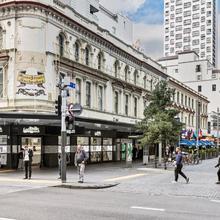 Queen Street Backpackers in Auckland