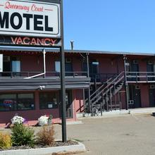 Queensway Court Motel in Prince George