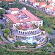 Quinta das Vistas Palace Gardens in Madeira