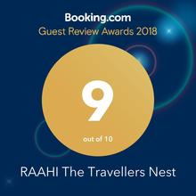 Raahi The Travellers Nest in Rishikesh