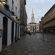 Rab Ha's in Glasgow