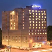 Radisson Blu Hotel Chennai City Centre in Chennai