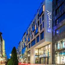 Radisson Blu Hotel, Mannheim in Mannheim